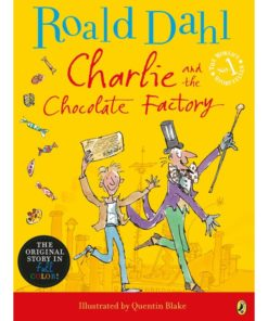 Imágen 1 del libro: Charlie and the Chocolate Factory