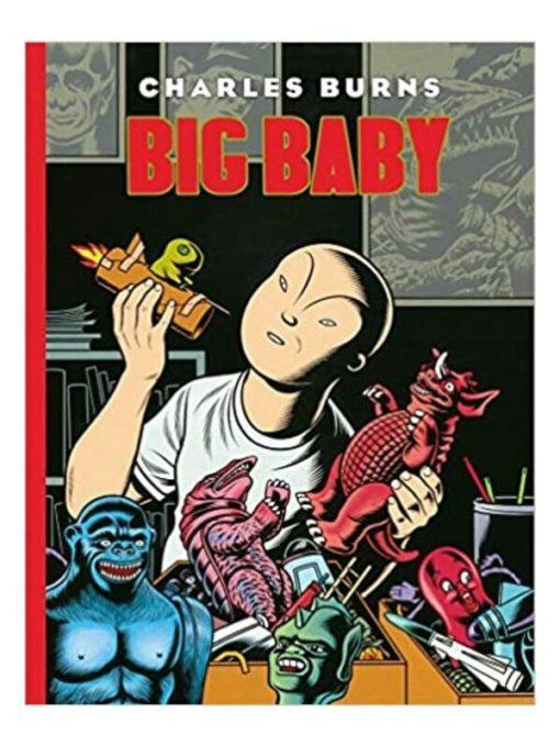 Imágen 1 del libro: Big Baby