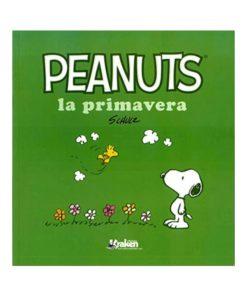 Imágen 1 del libro: Peanuts - La primavera