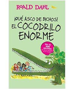 Imágen 1 del libro: ¡Qué asco de bichos! El cocodrilo enorme