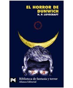 Imágen 1 del libro: El horror de Dunwich