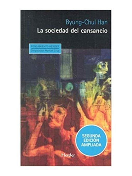 Imágen 1 del libro: La sociedad del cansancio