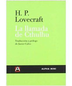 Imágen 1 del libro: La llamada de Cthulhu