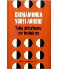 Imágen 1 del libro: Todos deberíamos der feministas