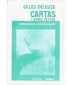 Imágen 1 del libro: Cartas y otros textos - Deleuze