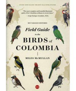 Imágen 1 del libro: Field guide to the birds of Colombia