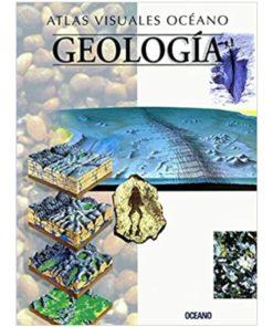Imágen 1 del libro: Atlas Visuales Oceano - Geología