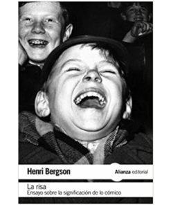 Imágen 1 del libro: La risa- Ensayo sobre la significación de lo cómico