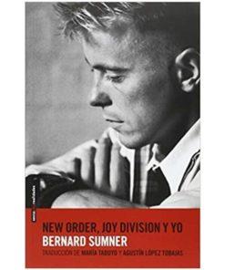 Imágen 1 del libro: New Order, Joy Division y yo