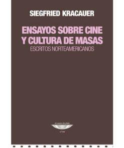 Imágen 1 del libro: Ensayos sobre cine y cultura de masas