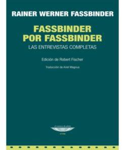 Imágen 1 del libro: Fassbinder por Fassbinder