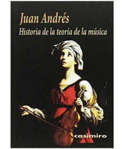 Imágen 1 del libro: Historia de la teoría de la música