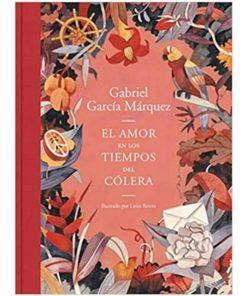 Imágen 1 del libro: El amor en los tiempos del cólera - Edición ilustrada