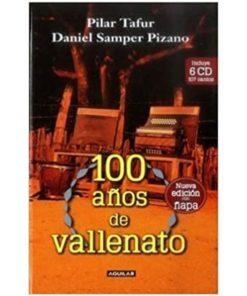Imágen 1 del libro: 100 años de vallenato