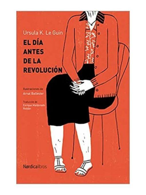 Imágen 1 del libro: El día antes de la revolución