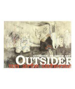Imágen 1 del libro: Outsider, un arte interno