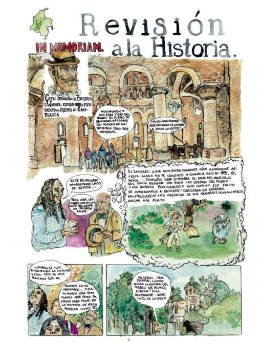 Imágen 2 del libro: Revisión a la Historia