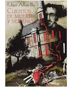Imágen 1 del libro: Cuentos de muerte y demencia