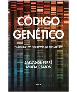 Imágen 1 del libro: Código genético