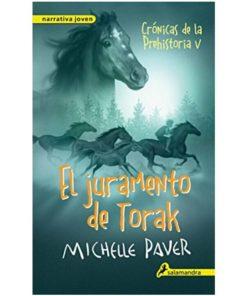 Imágen 1 del libro: Crónicas de la Prehistoria V: El juramento de Torak