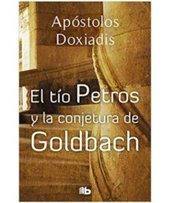 Imágen 1 del libro: El Tío Petros y la conjetura de Goldbach