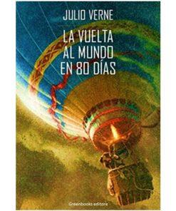 Imágen 1 del libro: La vuelta al mundo en 80 días