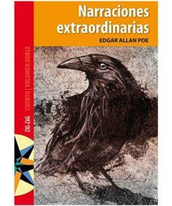 Imágen 1 del libro: Narraciones extraordinarias