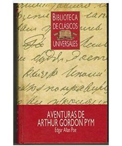 Imágen 1 del libro: Aventuras de Arthur Gordon Pym