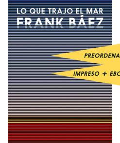 Frank Baez, preventa, ebook