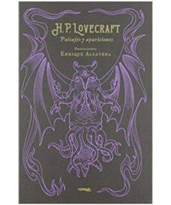 Imágen 1 del libro: H. P. Lovecraft. Paisajes y apariciones