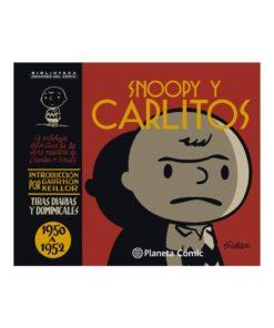 Imágen 1 del libro: Snoopy y Carlitos Vol. 1 (1950-1952)