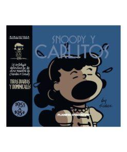 Imágen 1 del libro: Snoopy y Carlitos Vol. 2 (1953-1954)