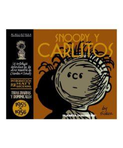Imágen 1 del libro: Snoopy y Carlitos Vol. 3 (1955-1956)