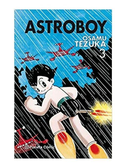 Imágen 1 del libro: Astroboy. Tomo 3 de 7