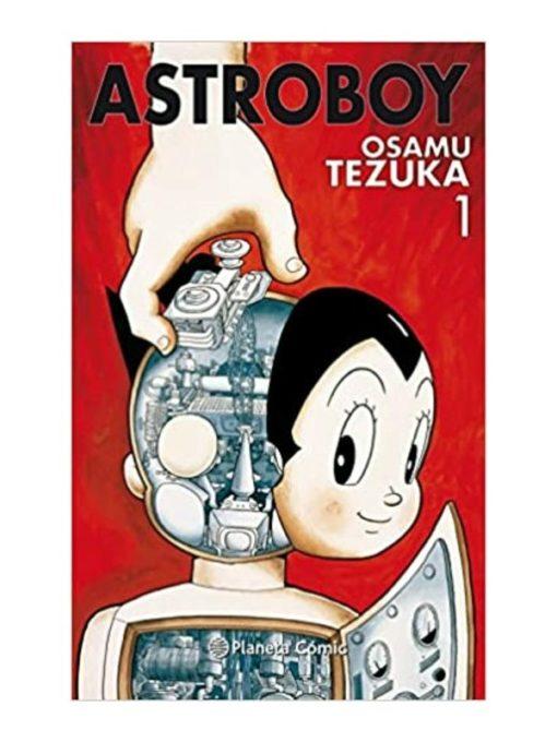 Imágen 1 del libro: Astroboy. Tomo 1 de 7