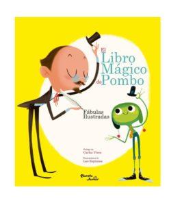 Imágen 1 del libro: El libro mágico de Pombo