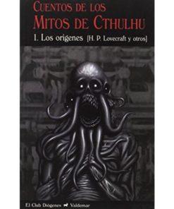 Imágen 1 del libro: Cuentos de los mitos de Cthulhu
