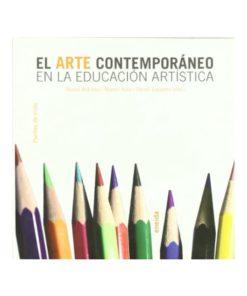 Imágen 1 del libro: El arte contemporáneo en la educación artística
