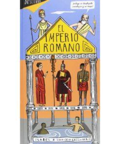 Imágen 1 del libro: El imperio romano