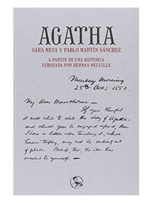 Imágen 1 del libro: Agatha