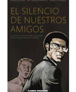 Imágen 1 del libro: El silencio de nuestros amigos