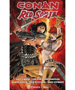 Imágen 1 del libro: Conan Red Sonja