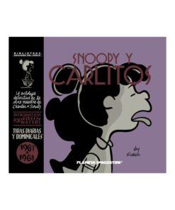 Imágen 1 del libro: Snoopy y Calitos 9 (1967 a 1968)