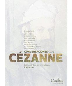 Imágen 1 del libro: Conversaciones con Cézanne
