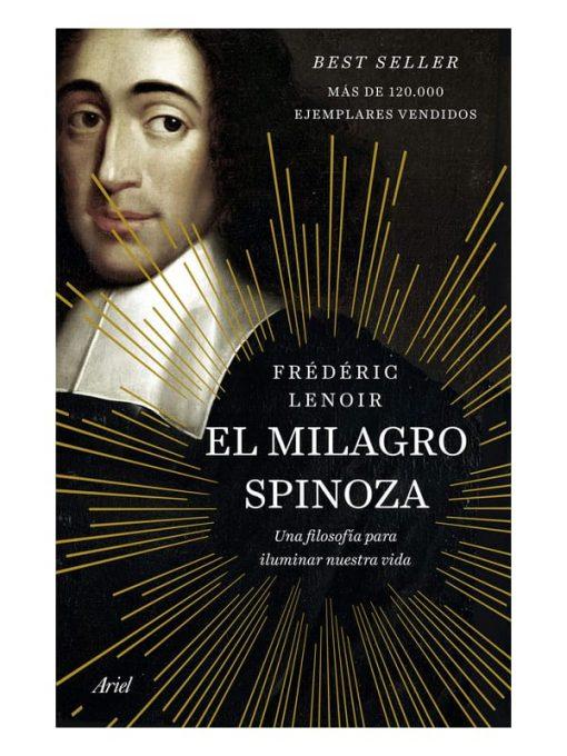 Imágen 1 del libro: El milagro Spinoza