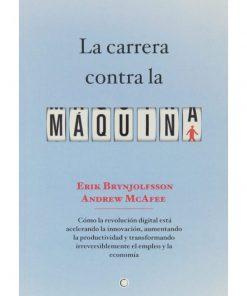 Imágen 1 del libro: La carrera contra la máquina