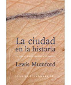 Imágen 1 del libro: La ciudad en la historia