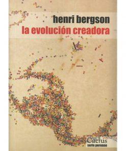Imágen 1 del libro: La evolución creadora