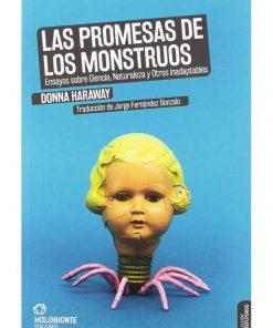 Imágen 1 del libro: Las promesas de los monstruos