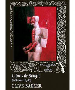Imágen 1 del libro: Libros de sangre vol. I,II,III